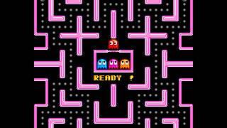 Mega Drive Longplay [242] Ms. Pacman