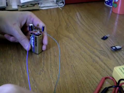 Generatore di tensione 5v (tutorial)