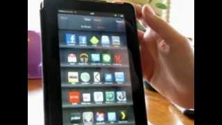 Install non-amazon market apps on kindle fire without rooting!