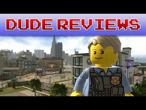 Lego City Undercover - Dude Reviews