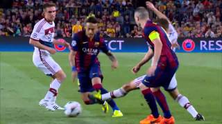Chamada - Bayern de Munique x Barcelona - Semi-final UEFA Champions League