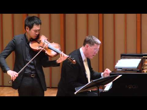 Camerata Pacifica — Rubinstein: Sonata for Viola & Piano, Op. 49. 2nd mvmnt, Andante