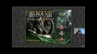 Arthas Прямой эфир Live Stream Arthas Heroes of Might and Magic III: The Shadow of Death Now