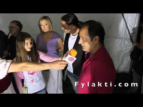 Αντιπεριφερειάρχης Καρδίτσας Τσιάκος για τη συναυλία στη πλαζ Λίμνης Πλαστήρα 24-8-14-Fylakti.com