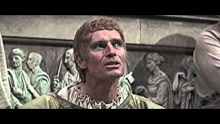 Mark Antony speech by Chalton Heston - Julius Caesar (1970)