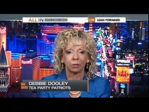 Tea Party Patriots' Debbie Dooley Talks 'Green Tea' and Energy Monopolies with MSNBC's Chris Hayes