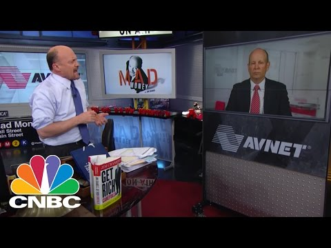 Avnet CEO: The Earnings Evolution | Mad Money | CNBC