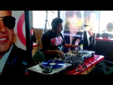 DJ LOBO LATINO EN AMERICA RADIO SET  1 ROCK CLASICO Y M DISCO