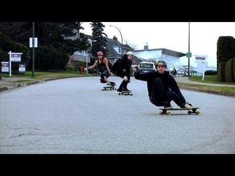 Landyachtz Longboards - 2012 Wolfshark