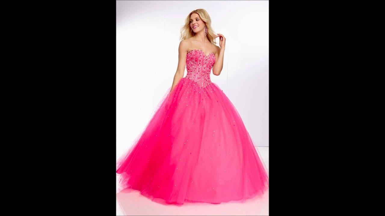 Vestidos Estilo Princesa Para Quince A Os Modelos 2015
