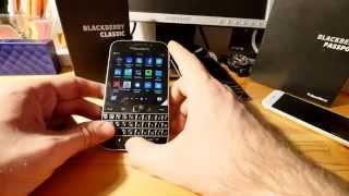 Blackberry Classic Q20 Review [4K]