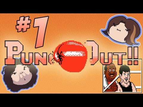 Mike Tyson's Punch-Out!!: Around the World – PART 1 – Game Grumps