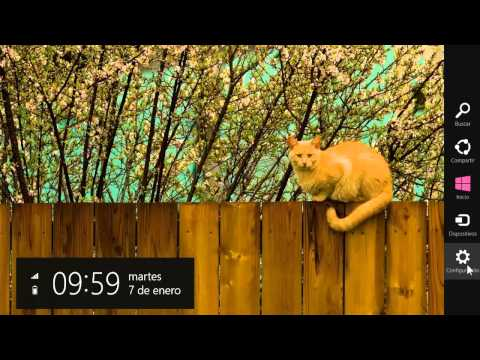Como conectar un mouse bluetooth en Windows 8.1