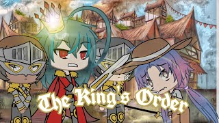 ♤The King's Order♤ | Original GLMM | DIVINE DRAGON