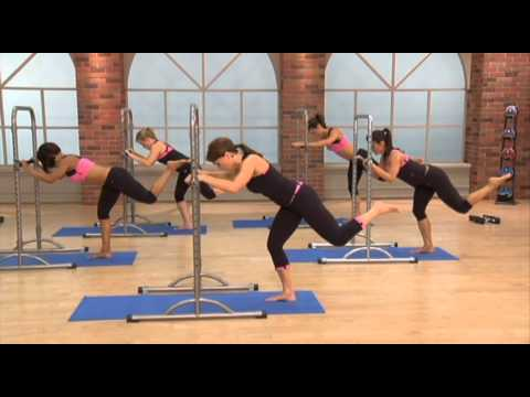 Cathe Friedrich's Turbo Barre Workout