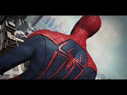 The Amazing Spider-man Video Game - All Cutscenes W  Gameplay video