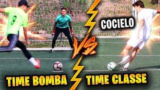 TORNEIO BOMBA vs CLASSE #1 feat. JÚLIO COCIELO