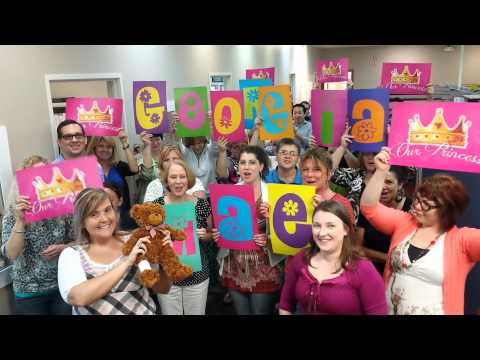 Georgia Mae support video