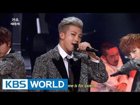 BTS - Danger [2014 KBS Song Festival / 2015.01.14]