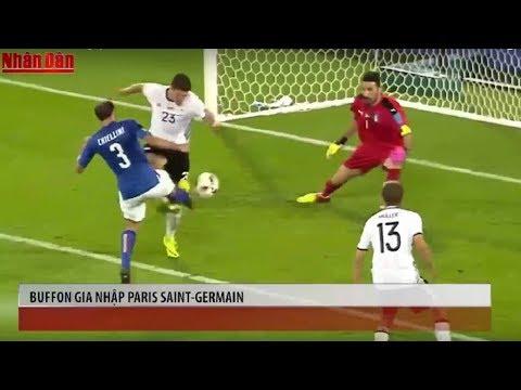 Tin Thể Thao 24h Hôm Nay (7h - 12/6): Buffon, Thủ Môn Huyền Thoại của Juventus Sẽ Gia Nhập PSG | tin the thao 24h hom nay