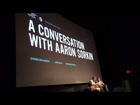 Aaron Sorkin on Female Content in Hollywood