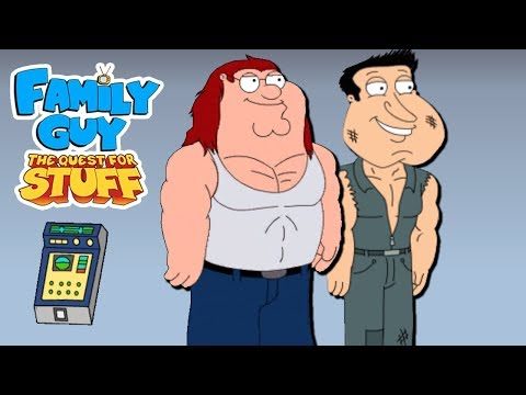 ACTION STAR PETER AND WEEK 3 | Family Guy: The Quest For Stuff - Multiverse Event