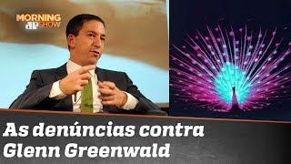#PavaoMisterioso: perfil com denúncia contra Glenn Greenwald agita internet