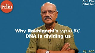 Science & politics of 4500 yr old Rakhigarhi woman's DNA & why it's politically divisive