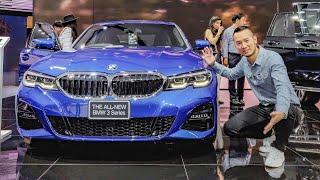 Chi tiết BMW 3 Series chuẩn bị về Việt Nam cạnh tranh với Mercedes C-Class
