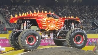 Monster Jam San Diego 2020 FREESTYLE 02/01/20