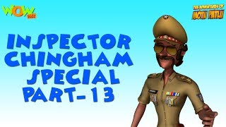 Download Inspector Chingam Special - Part 13 - Motu Patlu Compilation As seen on Nickelodeon 3Gp Mp4