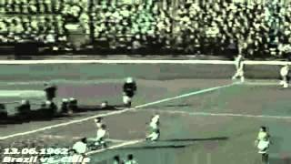 The Best Dribller of all Time - Mané Garrincha ( Joy of the Populace )