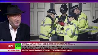 Galloway: Russia could not benefit from Skripal poisoning