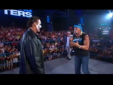 Tna Bound For Glory 2011: Sting Vs Hulk Hogan video