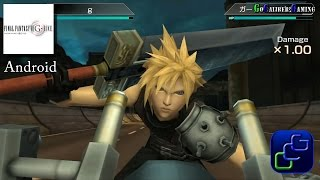 Final Fantasy VII G-Bike Android Gameplay - Prologue, Chapter 1 Boss Cloud Tifa Limit Break