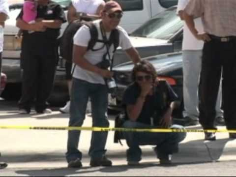 Mexican journalists in cartels' line of fire