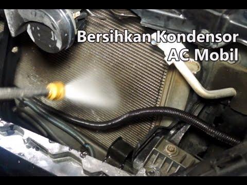 Kondensor Bersih, AC Mobil Kembali Adem