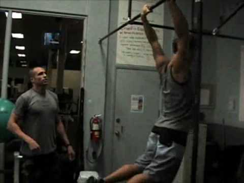 CROSSFIT: Kipping Pullup Tutorial Video