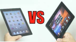 Blackberry Playbook vs iPad 2_ Showdown