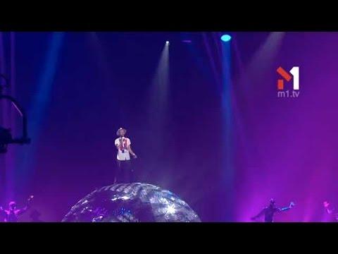 M1 Music Awards. Макс Барских - Хочу Танцевать - 26.11.2015