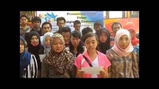 Petisi Perdamaian Oleh Pemuda Gen Peace Sintuwu Maroso