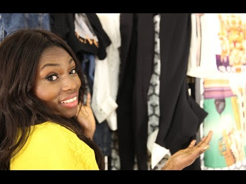 CLOSET ESSENTIALS WITH PATRICIA BRIGHT