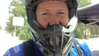 03 giugno   intervista a Botturi a fine prova - Sardegna Rally Raid 2013