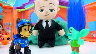 Cutting Open Boss Baby Belly Crying Operation Whats Inside? LOL Surprise Dolls Spit, Cry, or Tinkle!