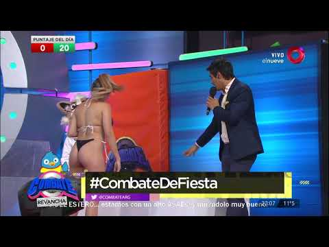 COMBATE Canal 9 HD, LAU TERRIBLE CULO!!! OCTUBRE 21 2017 thumbnail