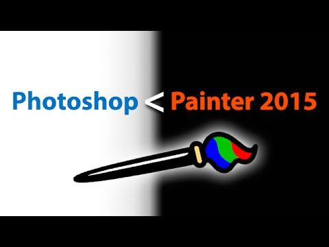 Why Do Artists Still Paint With Photoshop? - Digital Artist Vlog