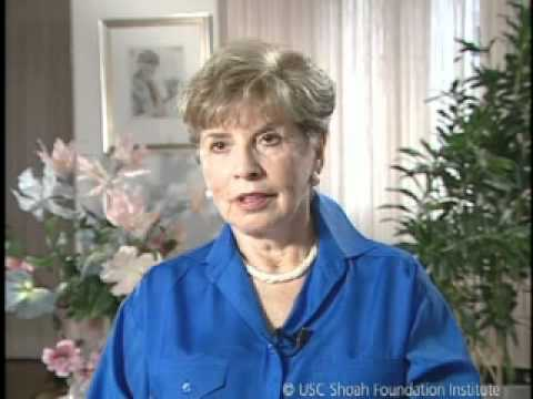 Jewish Survivor Helena Jonas Rosenzweig Testimony