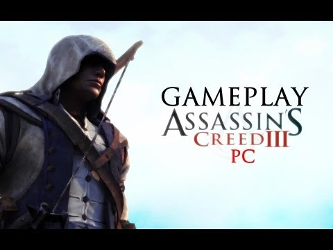 Navegando em AC3 - Gameplay on HD 6850