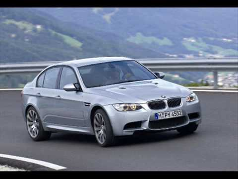 Tribute to BMW ///M3 (from E30 to E93)