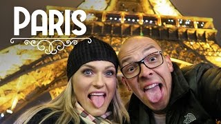 Primeira noite em Paris - Vlog de viagem na Europa - Ep.2